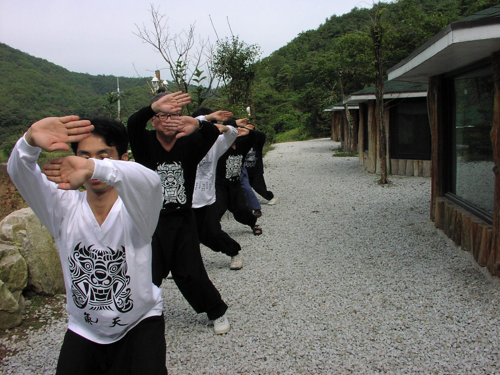 Grandmaster Lee Sangwŏn